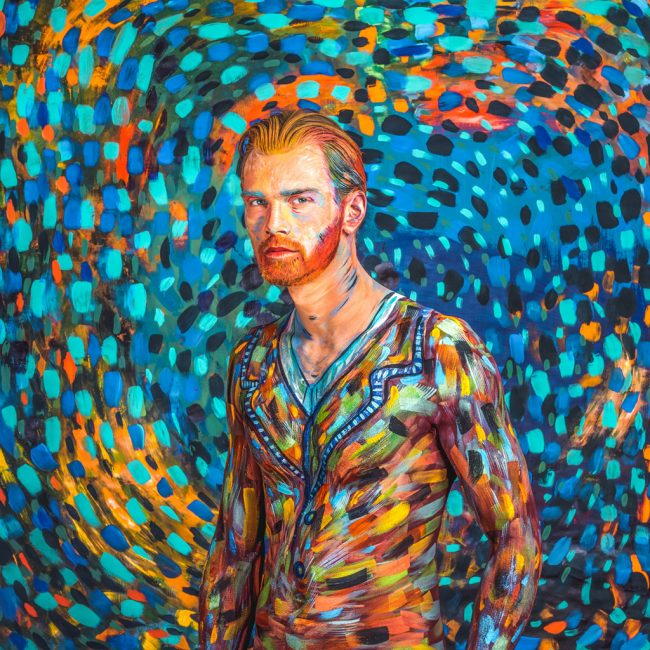 Van Gogh by Stephanie Pehar & Ashley Vieira - 013